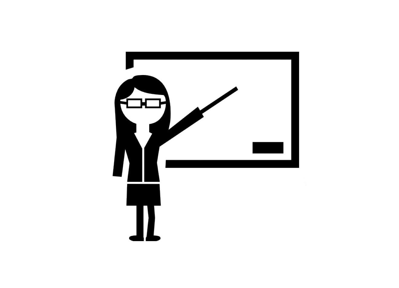 rol van docent bij typecursus