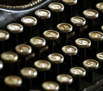 Typemachine prehistorisch?