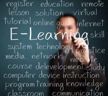 Online leren onverminderd populair