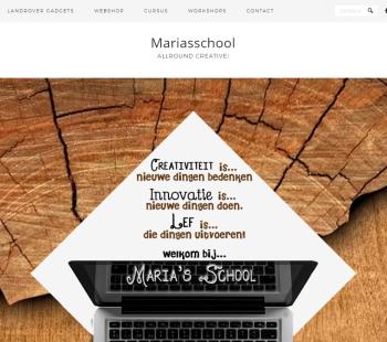 Maria's School